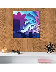 RICK AND MORTY MDF Wall Art 30x30 Centimeter HOOLIGANZZ - 2725608623816
