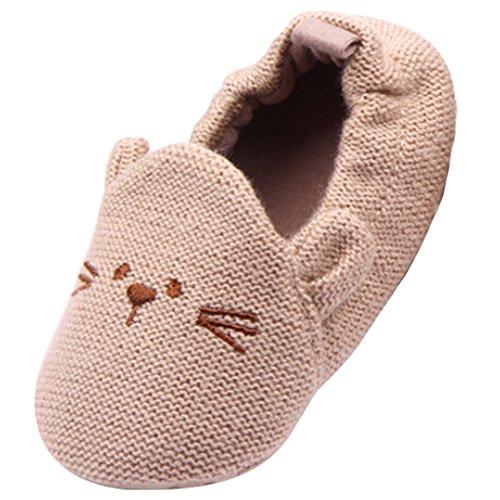 Highdas Baby-Kleinkind-Schuhe - Baumwolle / Anti-Rutsch / Anti-out / Soft Bottom Maus