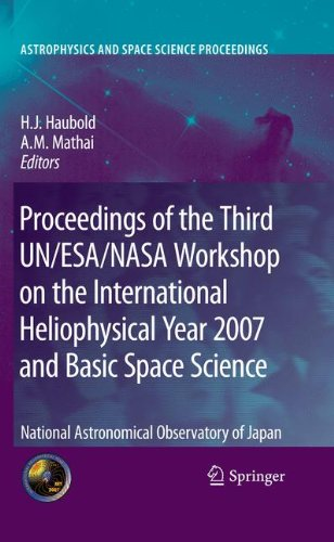 Proceedings of the Third UN/ESA/NASA Workshop on the International Heliophysical Year 2007 and Basic Space Science: Nati