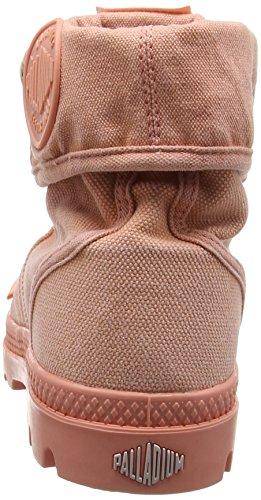 Palladium Pallabrouse Baggy, Botines para Mujer Rosa (Pink)