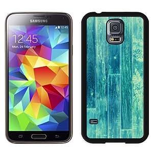 Unique Designed Cover Case For Samsung Galaxy S5 I9600 G900a G900v G900p G900t G900w With Wood Tock Pattern Nature Blue Wallpaper Phone Case Kimberly Kurzendoerfer