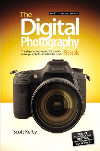 This is it—the #1 best-selling digital photography book ever! It's the award winning, worldwide smash hit, written by Scott Kelby, that's been translated into dozens of different languages, because it's the one book that really shows you how to take ...
