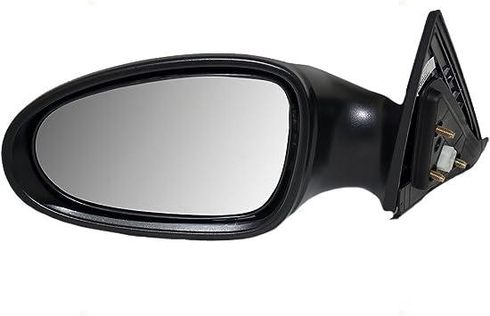 Depo 315-5402L3EBH1 Black Driver Side Power Heated Mirror