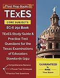TExES Core Subjects EC-6 291 Book: TExES Study