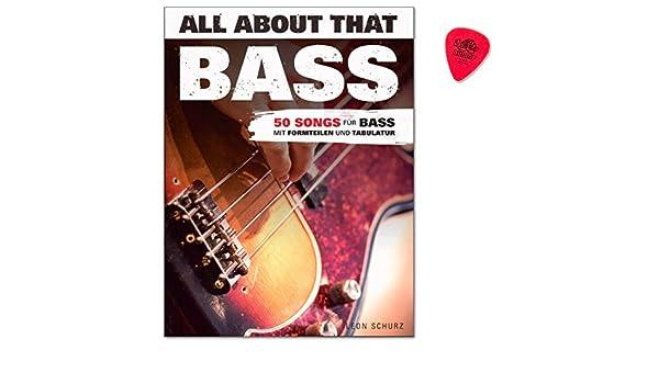 All About That Bass de Leon Schurz Contiene 50 Arrangements ...