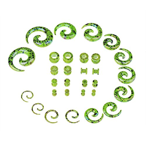 IPINK Gauges Glitter 14G 00G Stretching product image