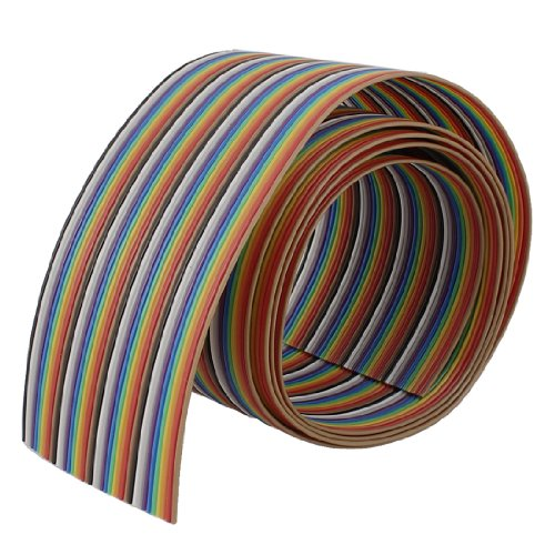 uxcell Width Colorful Flexible Ribbon