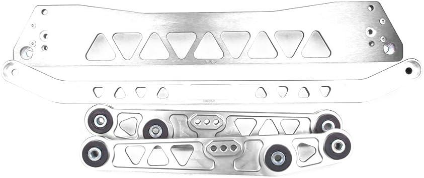 Billet Aluminum Rear Lower Control Tie Bar For Civic 92-95 Integra 94-01