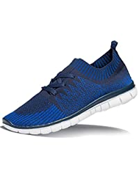 Changping Men's Running Shoes Lightweight Sport Sneakers