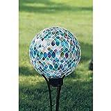 Carson Pearlescent Garden Gazing Ball