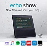 Echo Show - 1st Generation Black Variant Image
