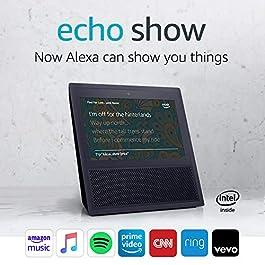 Echo Show – 1st Generation Black