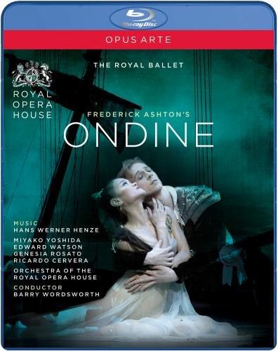 Edward Watson - Ondine (Blu-ray)