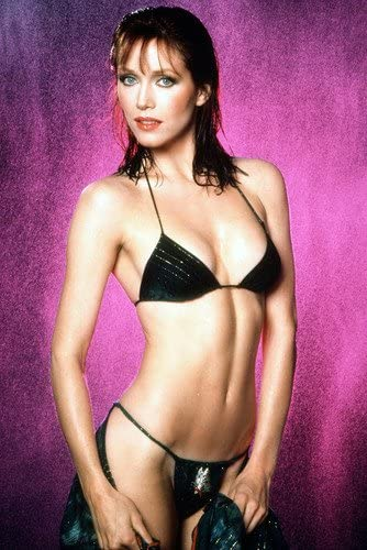 Tanya Roberts Sexy