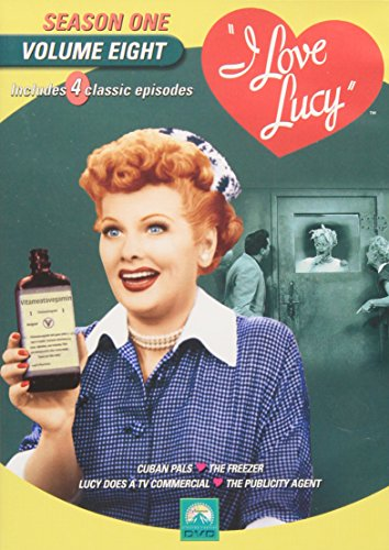 I Love Lucy: Season 1 Vol. 8 - Outlet Stores Leeds