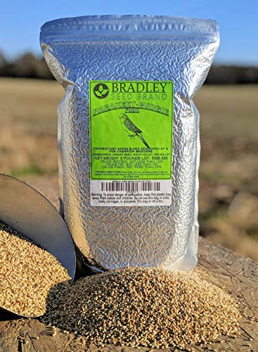 Bradley's Champion Parakeet Food