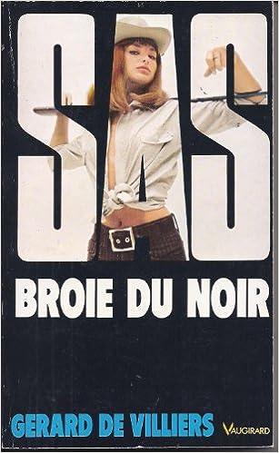Book SAS broie du noir
