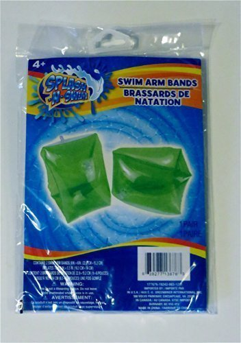 Splash-n-swim Swim Arm Bands (Colors May Vary) A-arm Splash