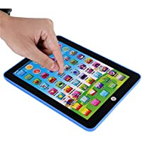 Kids Educational Tablet providing Learning Development for Toddlers by Little Cuties (Blue). Help your Child learn their…
