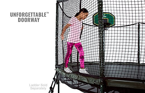 Review of the AlleyOOP DoubleBounce Trampoline