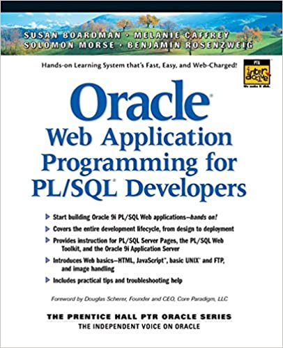 Oracle web application programming for pl/sql developers (prentice ha….