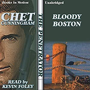 Bloody Boston Audiobook