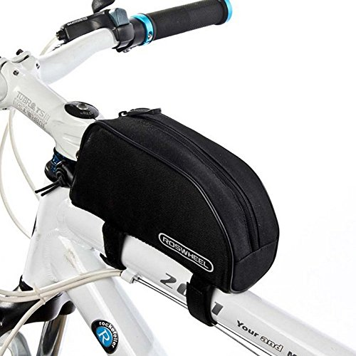 Meanhoo Bicycle Handlebar Rear Seat Trunk Pannier Bicycle Pack Accessories Outdoor Activity - Police Brand Sunglasses