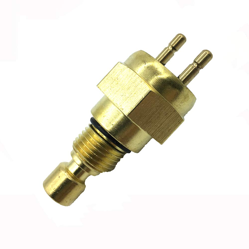 Radiator Cooling Fan Switch Replacement Thermostat Heat Thermal Sensor For Kawasaki Mule 27010-1202 M16X1.5