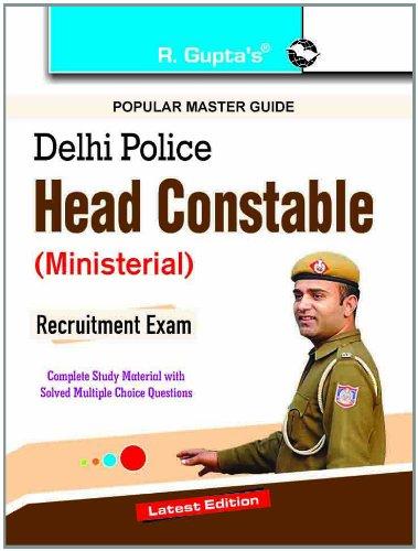 Read Online Delhi Police: Head Constable (Ministerial) ebook