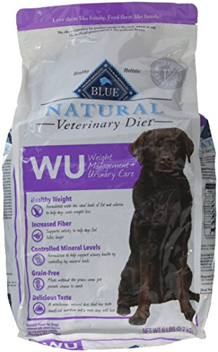 Blue Natural Veterinary Diet WU Weight Management + Urinary Care 6lb by Blue Buffalo