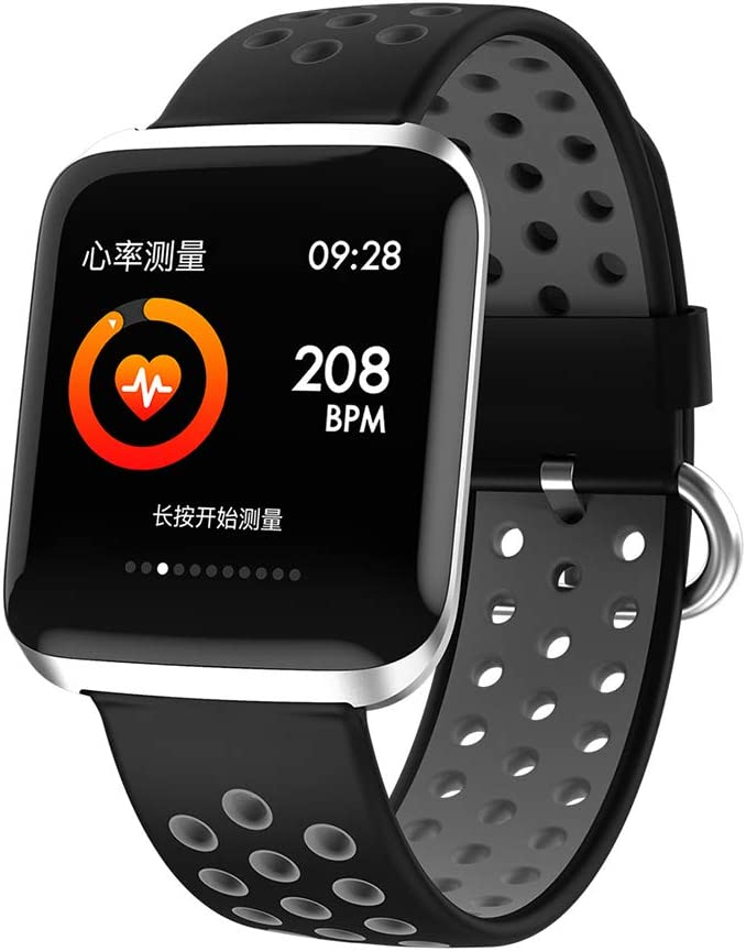Bluetooth L2 Smart Watch Heart Rate Monitor Smartwatch is Easy to Use and Stylish 51XPk5AzAWLSL1000_