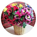 Dance-to-this-Desk-Party-Ornament-Hotel-Pansy-Fake-Artificial-Flowers-Office-Simulation-Plant-Table-Home-Wedding-Bouquet-DecorOrange
