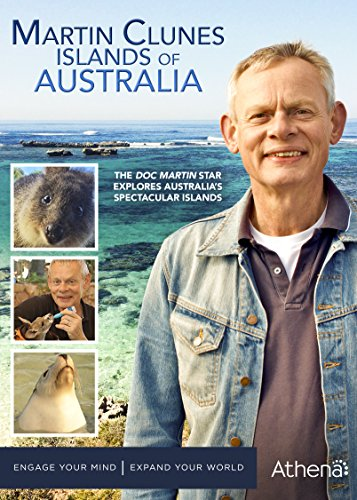 Martin Clunes: Islands of Australia (Australia Dvd)