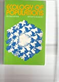 Ecology of Populations, Boughey, Arthur S., 0023127309