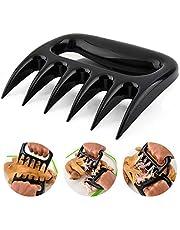 Bear Claws Pulled Pork Meat Shredder Claws Meat Handler Forks (Set of 2)