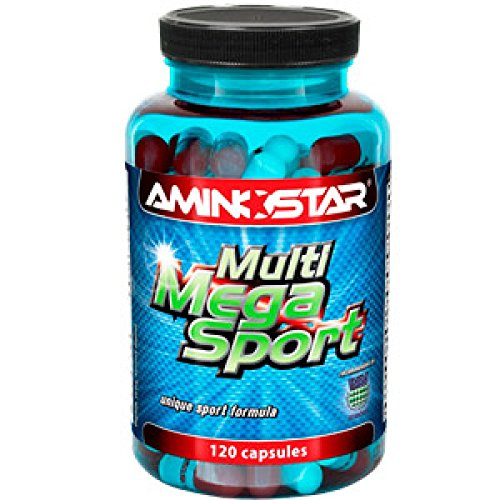 Aminostar Multi Mega Sport - 120 caps.: Amazon.es: Alimentación y bebidas