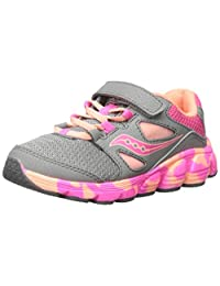 Saucony Girl's Kotaro 4 A/C Running Shoes