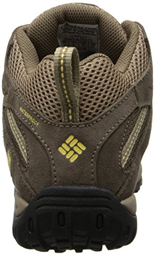 Columbia Women's Redmond Mid Waterproof Trail Shoe,Oxford Tan/Sunlit,11 M US by Columbia (Image #2)