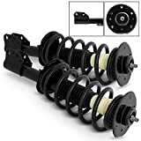 #5: Pair of Front Complete Strut & Coil Spring Assembly W/ Mount & Bolts For Chevy Equinox | Torrent | Vue