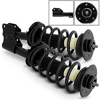 Prime Choice Auto Parts CST100382-383 Front Set of Complete Strut Assemblies