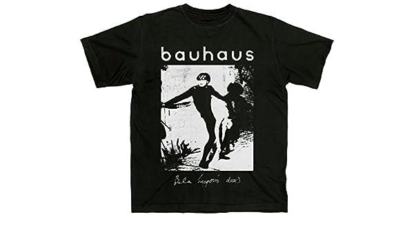Bauhaus - Camiseta - Hombre Bela Lugosis Dead Uomo (Camiseta): Amazon.es: Ropa y accesorios