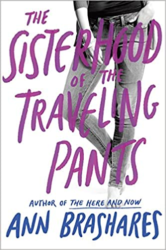 Sisterhood Of The Travelling Pants Book