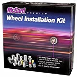 McGard 65510 Chrome SplineDrive Wheel Installation Kit (M14 x 1.5 Thread Size) - For 5 Lug Wheels