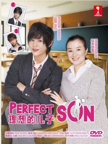 Perfect Son / Risou No Musuko Japanese Tv Series Dvd NTSC All Region (3 Dvd Boxset) by Ryusuke Yamada
