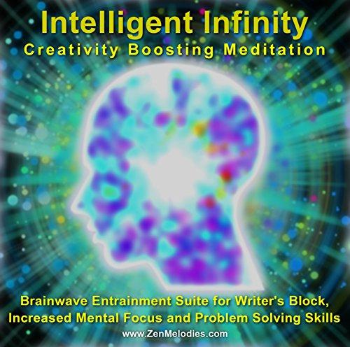 Creativity Booster Meditation binaural beats product image