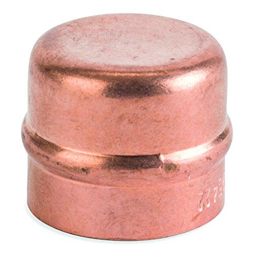 Flowflex C923SR.5 Solder Ring Stop End, 22 mm, Set of 25 Pieces ()