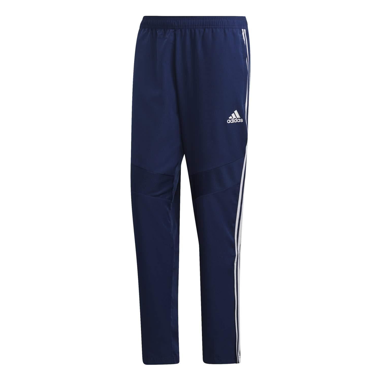 TALLA S. adidas DT5180 Pantalones, Hombre, Azul (Dark Blue/White), S
