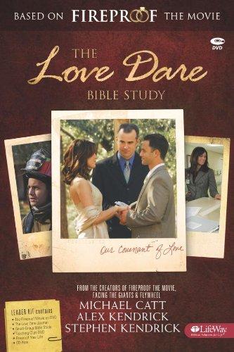 The Love Dare Bible Study (DVD Leader Kit)