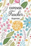 Expense Tracker Organizer: Keep Track |Daily Record about Personal Cash Management (Cost, Spending, Expenses). Ideal for Travel Cost, Family Trip