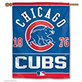 "Chicago Cubs 27""x37"" Banner"